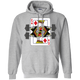 Sweatshirts Grey / S King Of Squats Hoodie
