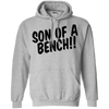 Sweatshirts Grey / S Son Of A Bench!! Hoodie