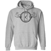 Sweatshirts Grey / S Squat O'Clock Hoodie