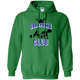 Sweatshirts Irish Green / S 1,000 Pound Club Hoodie