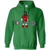 Sweatshirts Irish Green / S Beast Mode Hoodie