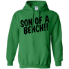 Sweatshirts Irish Green / S Son Of A Bench!! Hoodie