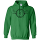 Sweatshirts Irish Green / S Squat O'Clock Hoodie