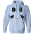 Sweatshirts Light Blue / S Iron Smiley Hoodie