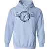 Sweatshirts Light Blue / S Squat O'Clock Hoodie