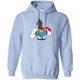 Sweatshirts Light Blue / S SuperRilla Hoodie