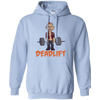 Sweatshirts Light Blue / S Undeadlift Hoodie