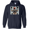 Sweatshirts Navy / S Big Three Hoodie