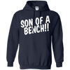 Sweatshirts Navy / S Son Of A Bench!! Hoodie