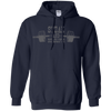 Sweatshirts Navy / S Steak And Deadlifts Hoodie