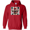 Sweatshirts Red / S Big Three Hoodie