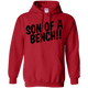 Sweatshirts Red / S Son Of A Bench!! Hoodie