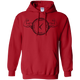 Sweatshirts Red / S Squat O'Clock Hoodie