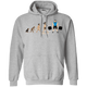 Sweatshirts Sport Grey / S Evolution (Color) Hoodie
