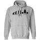 Sweatshirts Sport Grey / S Evolution Hoodie