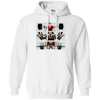Sweatshirts White / S Big Three Hoodie
