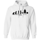 Sweatshirts White / S Evolution Hoodie