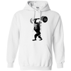 Sweatshirts White / S Gorilla Press Hoodie
