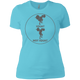 T-Shirts Aqua / X-Small Full Depth Women's XC Tee