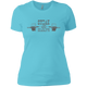 T-Shirts Aqua / X-Small Steak And Deadlifts Women's XC Tee