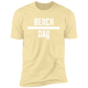 T-Shirts Banana Cream / X-Small Bench Day XC Tee
