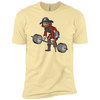 T-Shirts Banana Cream / X-Small Captain HookGrip XC Tee