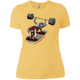 T-Shirts Banana Cream / X-Small Dead Man's Bench Women's XC Tee