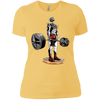 T-Shirts Banana Cream / X-Small Dead Man's Lift Women's XC Tee