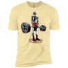 T-Shirts Banana Cream / X-Small Dead Man's Lift XC Tee