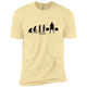 T-Shirts Banana Cream / X-Small Evolution XC Tee
