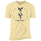 T-Shirts Banana Cream / X-Small Full Depth XC Tee