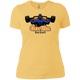 T-Shirts Banana Cream / X-Small Gorilla Barbell Women's XC Tee