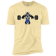 T-Shirts Banana Cream / X-Small Gorilla Bench XC Tee
