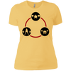 T-Shirts Banana Cream / X-Small Holy Trinity Women's XC Tee