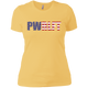 T-Shirts Banana Cream / X-Small PWRLFT Women's XC Tee