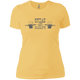 T-Shirts Banana Cream / X-Small Steak And Deadlifts Women's XC Tee