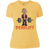 T-Shirts Banana Cream / X-Small Undeadlift Women's XC Tee