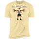 T-Shirts Banana Cream / X-Small Will Lift For Carbs (Donuts) XC Tee