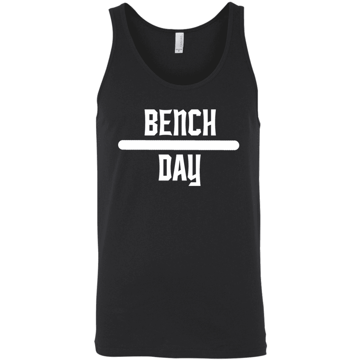 T-Shirts Black / X-Small Bench Day Tank Top