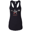 T-Shirts Black / X-Small Dead Man's Squat Racerback Tank