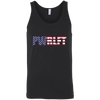 T-Shirts Black / X-Small PWRLFT Tank Top