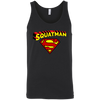 T-Shirts Black / X-Small Squatman Tank Top
