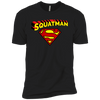 T-Shirts Black / X-Small Squatman XC Tee