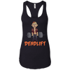 T-Shirts Black / X-Small Undeadlift Racerback Tank