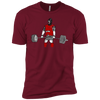 T-Shirts Cardinal Red / X-Small Beast Mode XC Tee