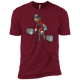 T-Shirts Cardinal Red / X-Small Captain HookGrip XC Tee