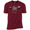 T-Shirts Cardinal Red / X-Small Dead Man's Squat XC Tee