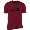 T-Shirts Cardinal Red / X-Small Evolution XC Tee