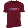 T-Shirts Cardinal Red / X-Small PWRLFT XC Tee