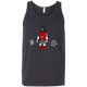 T-Shirts Dark Grey / X-Small Beast Mode Tank Top